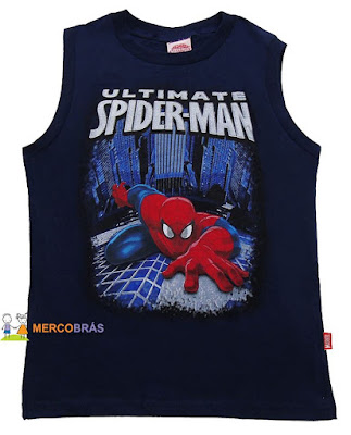fornecedor de moda infantil de super heróis no atacado online no brás em são paulo sp