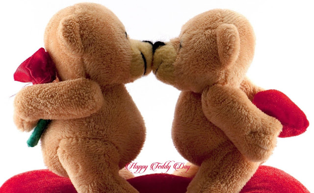 teddy day instagram image