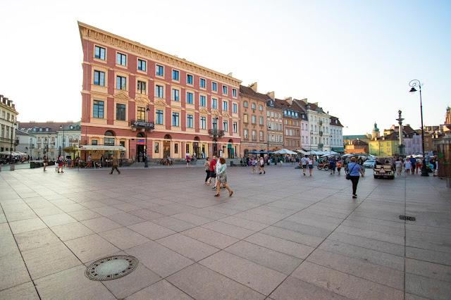 Krakowskie Przedmieście-Varsavia