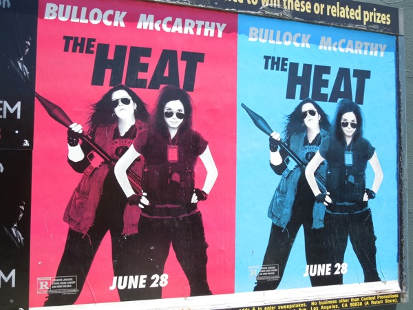 Heat movie posters