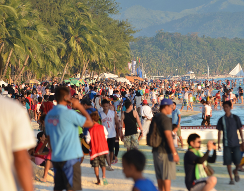 Philippines Surpassed Foreign Arrival With 4 Million Mark In First Eight Month