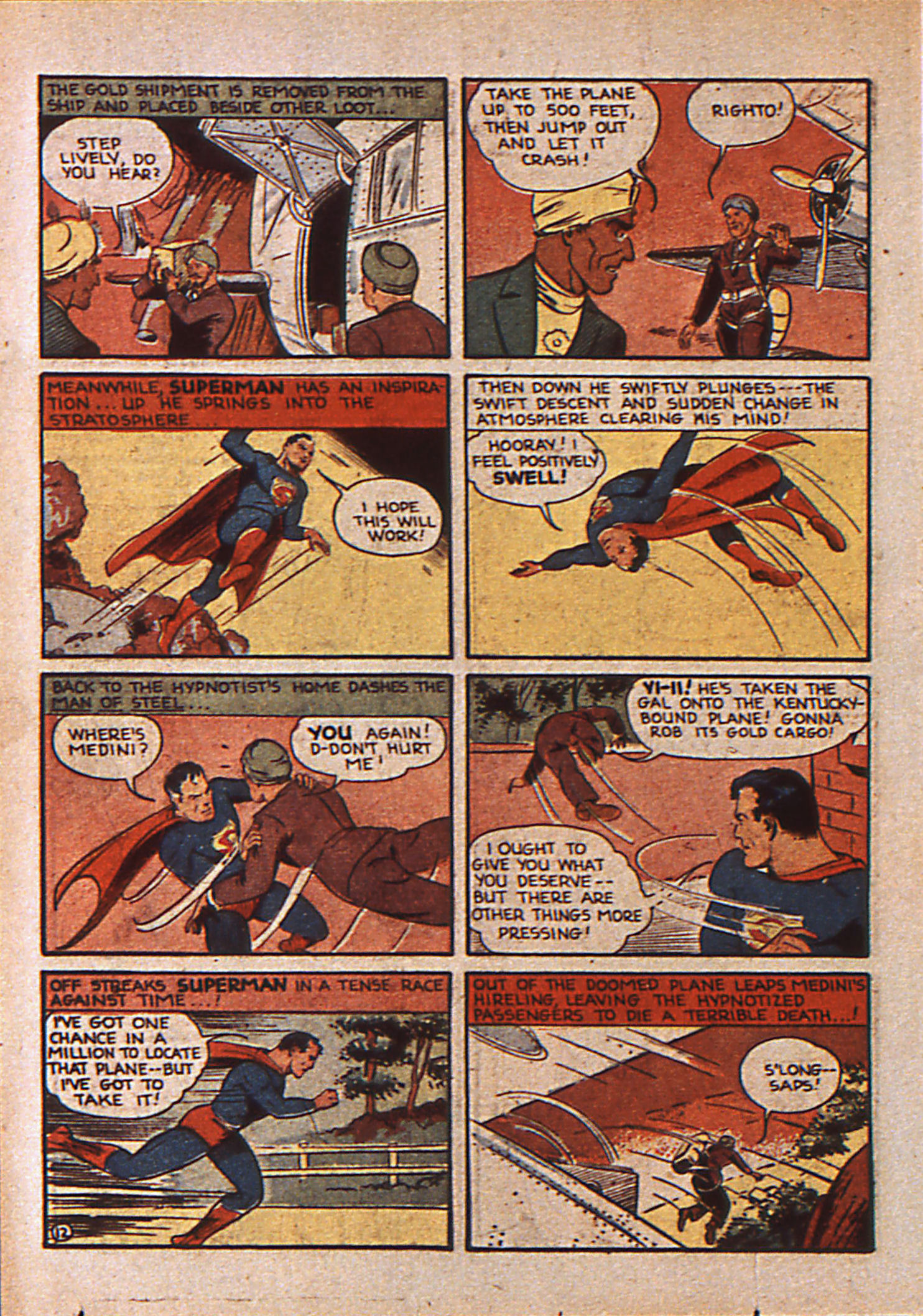 Read online Action Comics (1938) comic -  Issue #25 - 15