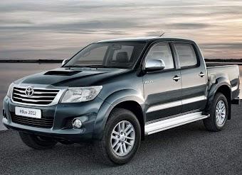 Review Toyota Hilux 2012: Pickup Truck Beserta Gambar