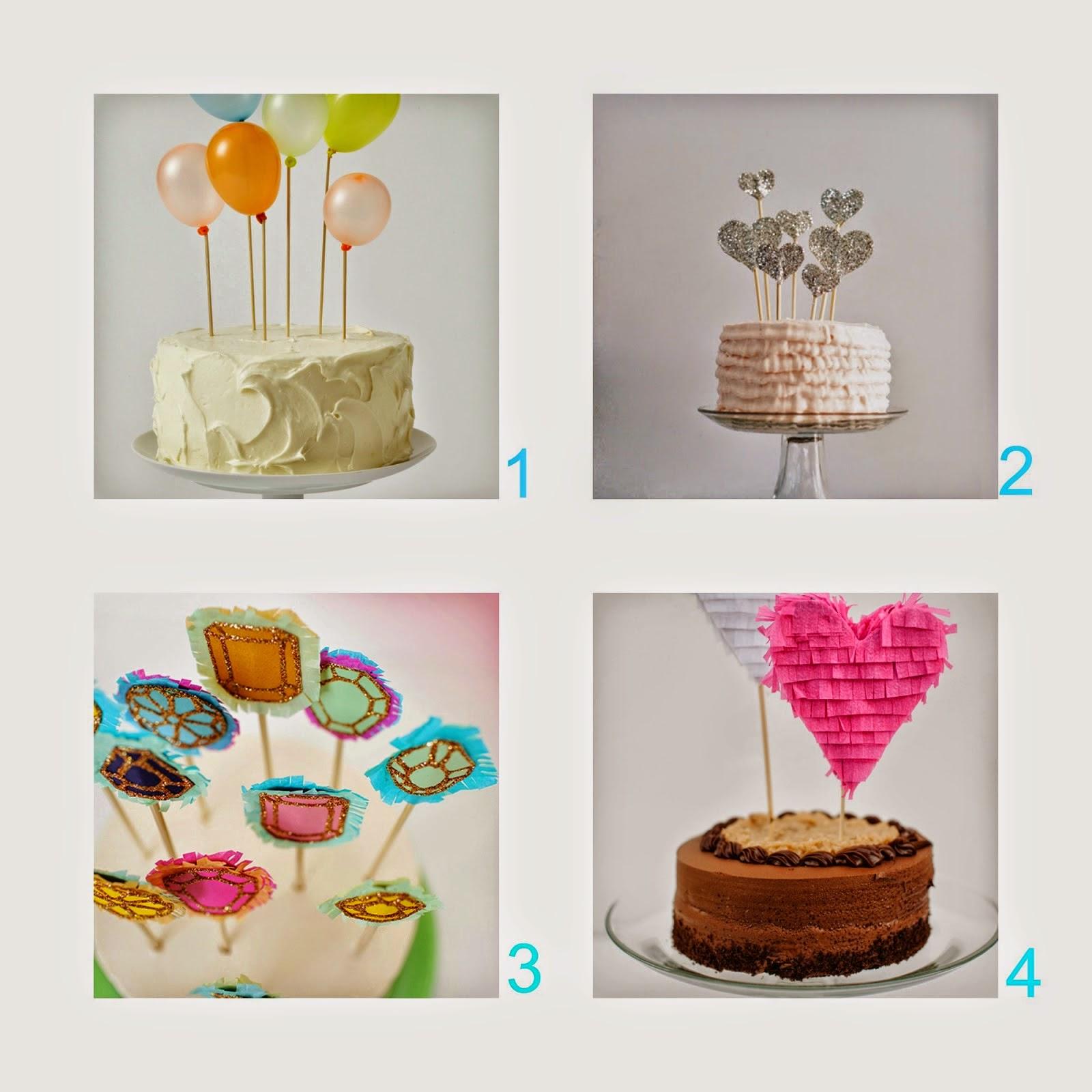 Come Decorare Torte Di Compleanno Fantastiche Idee Fai Da Te Facili E Di Sicuro Successo Tutorial Dal Web Donneinpink Magazine