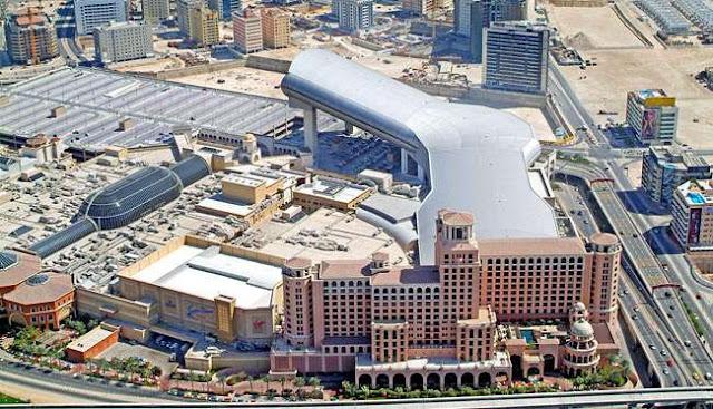 Los centros comerciales más grandes e impresionantes del mundo, Mall of the Emirates Dubái