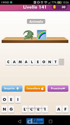 Emoji Quiz soluzione livello 141