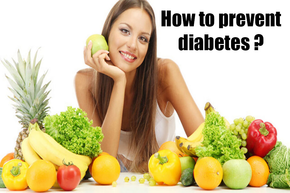 How to prevent diabetes ?
