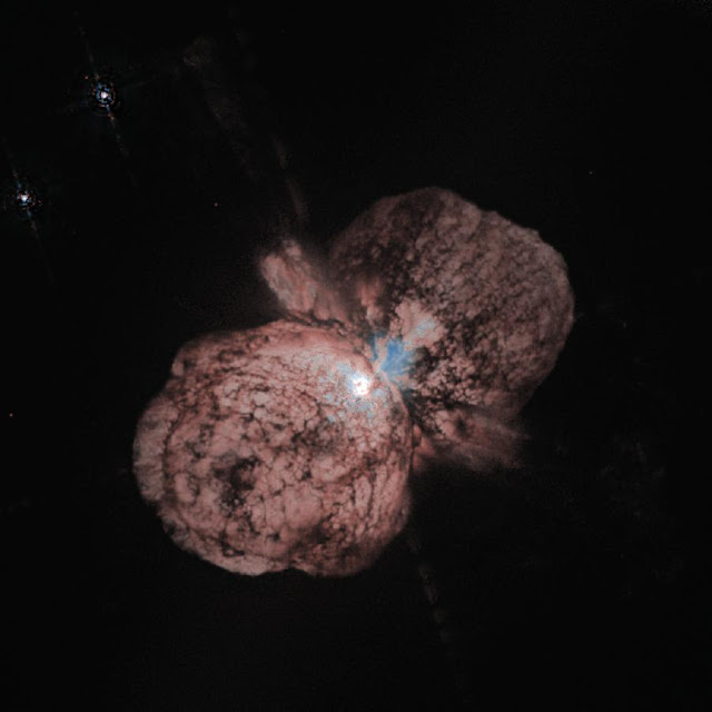 The Expansion of Eta Carinae Debris