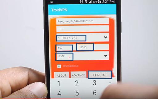 تطبيقات تمكنك من الحصول على انترنت 3G مجانا على هاتفك الاندرويد