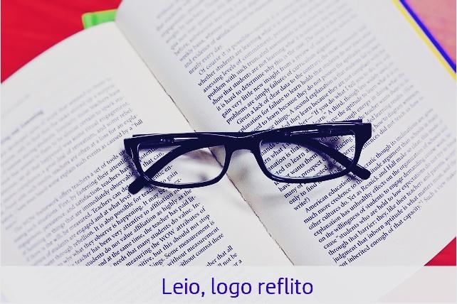 Tag - Leio, logo reflito