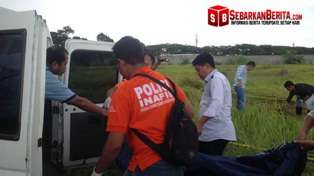 Mayat Gadis 18 Tahun Ditemukan Di Tengah Sawah Usai Tewas Dicekik Oleh Sang Pacar.