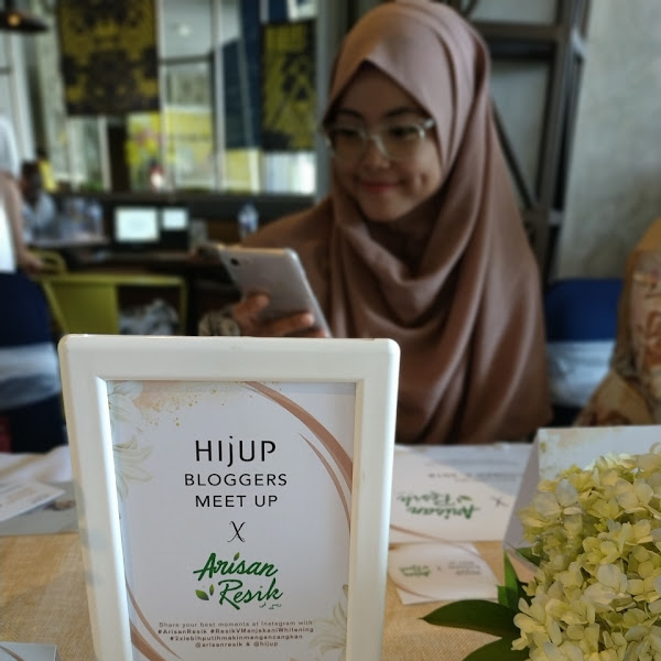 Intip 6 Rahasia Keluarga Harmonis ala Arisan Resik dan HIJUP Bloggers Meet Up Surabaya