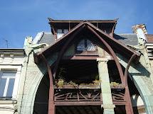 Paseos Art Nouveau Hector Guimard Maison Coilliot