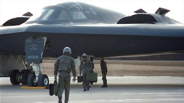 Fuentes militares: EEUU se prepara para guerra nuclear mundial