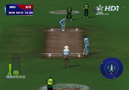 EA Sports Cricket 2015 PC Game Free Download