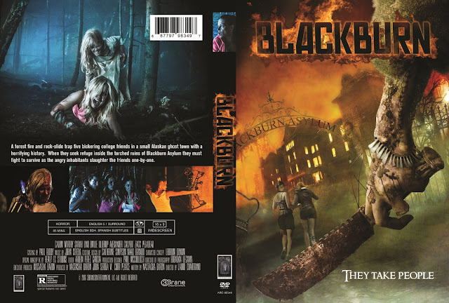 Blackburn DVD cover