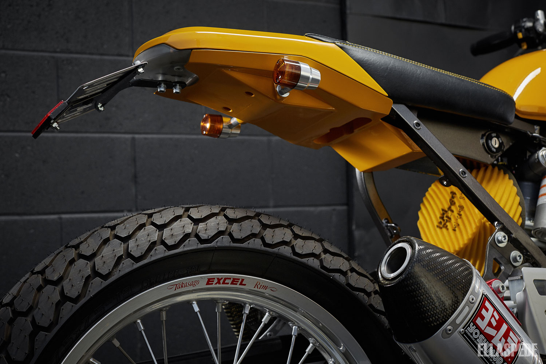 Racing Caf U00e8  Suzuki Drz 400 By Ellaspede