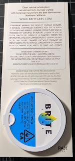 PAX Puck Label