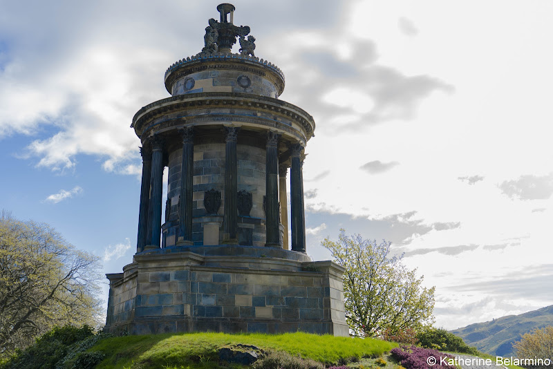 Burns Monument Things to Do in Edinburgh in 3 Days Itinerary