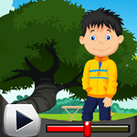 G4K Style Boy Rescue Game…