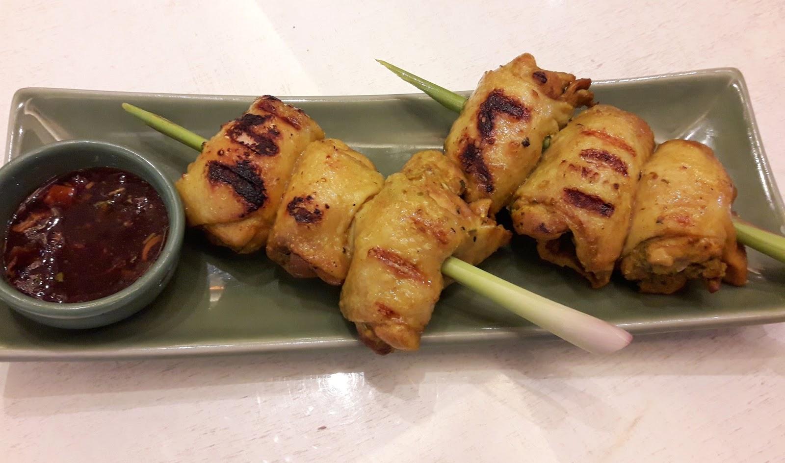 Chicken Thigh Satay Skewers Food Network