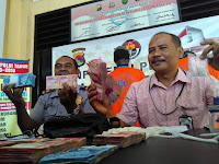 Polisi Bekuk Pengedar Sabu, Amankan Barang Bukti Sabu dan Uang Tunai Rp71 Juta