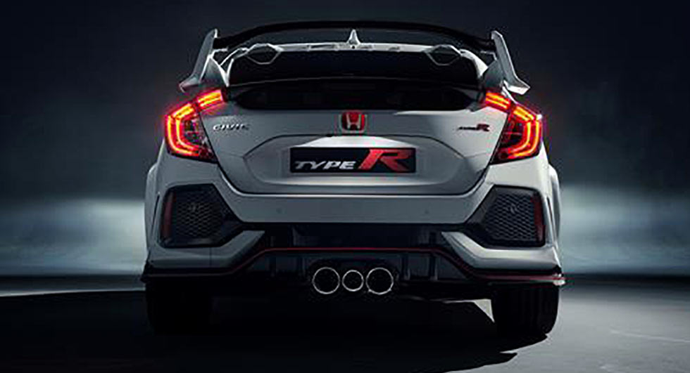 Honda Civic Type R Photos Leak Ahead Of Official Debut