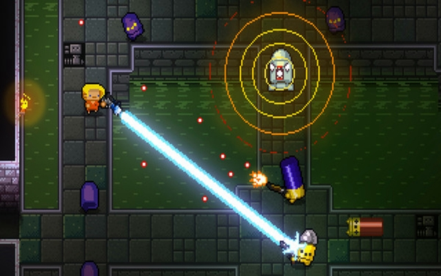Enter the Gungeon โหลด