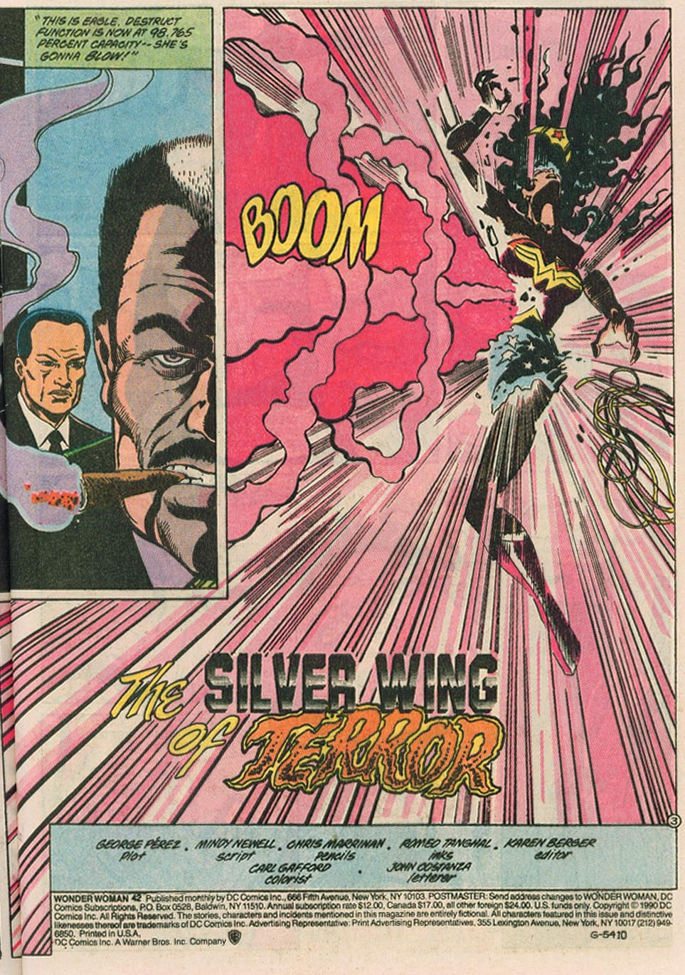 Read online Wonder Woman (1987) comic -  Issue #42 - 5