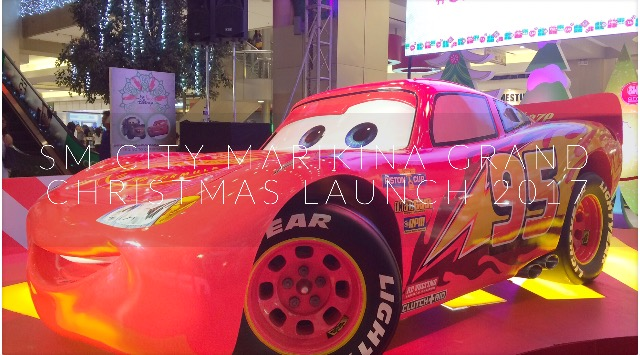 SM City Marikina Grand Christmas Launch 2017