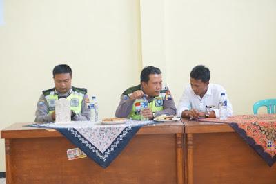 Kepolisian Sektor Ngablak Beserta Bapak Haryanto selaku Kepala Desa Kanigoro