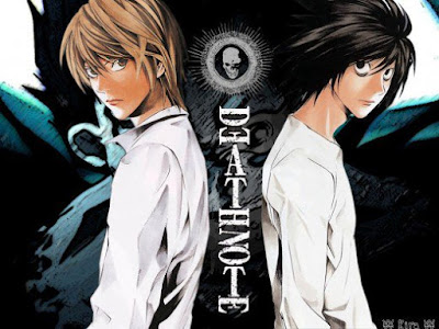 Sinopsis Anime Death Note