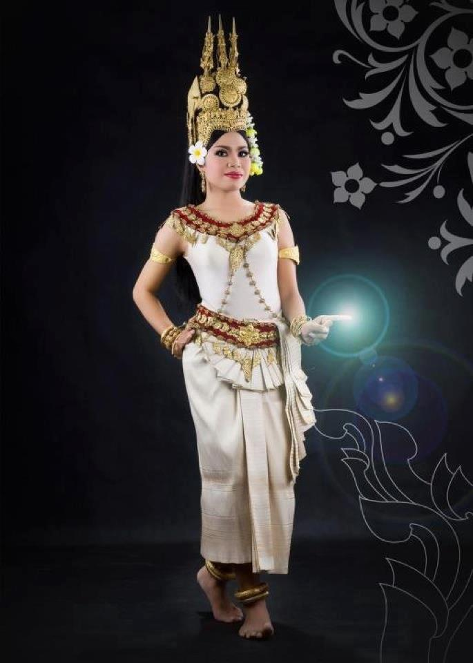 khmer apsara pictures - 685×960