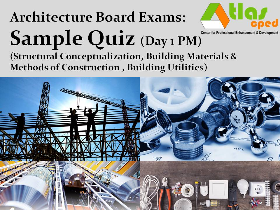 Architecture Board Exam Review Questions Architecture Overload