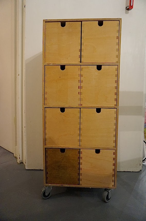 Before Amp After Ikea Mini Drawer Unit Revamp Your Home