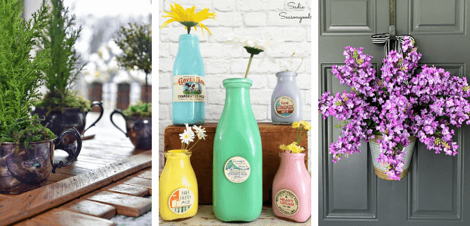 spring craft and diy projects
