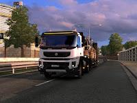 Mod Truck Volvo FMX 540 Euro Truck Simulator 2