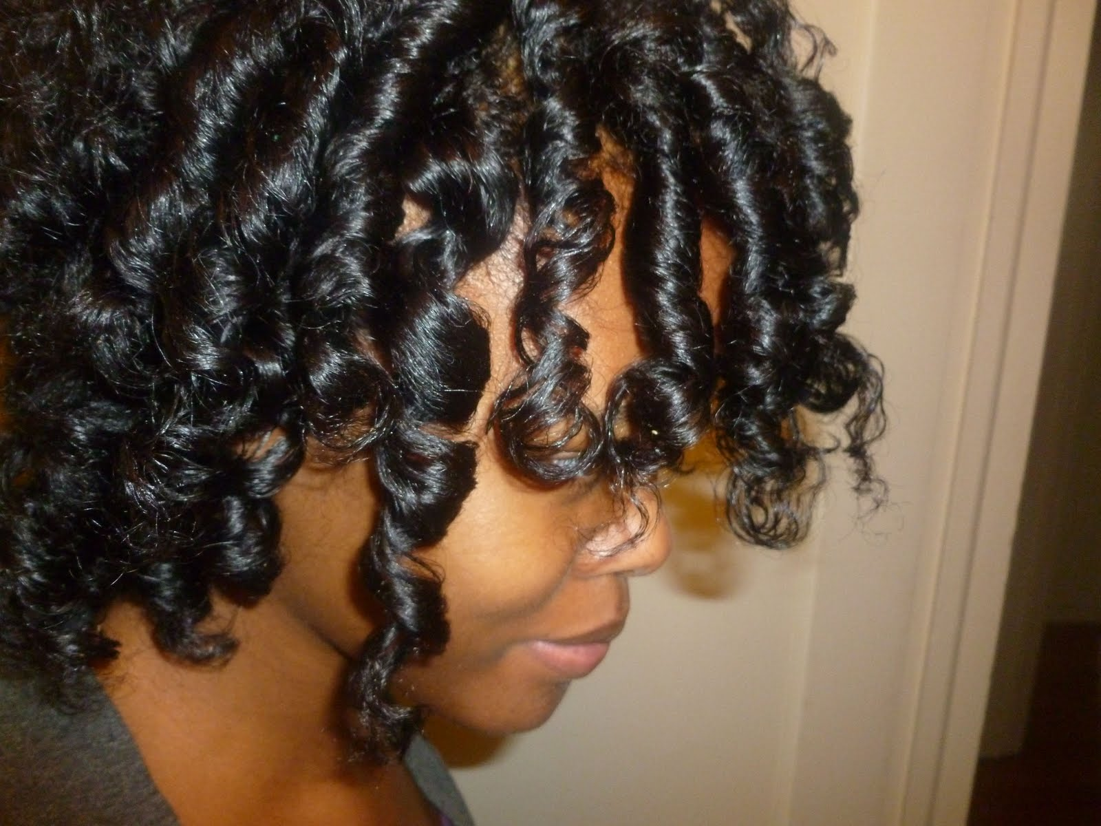 Adventures In Curlformer Sets Natural Hair Styles Curlynikki Care