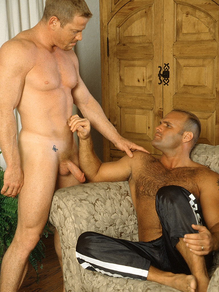 Hairy daddy sex