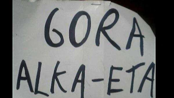 Gora Eta en un espectáculo infantil en Madrid