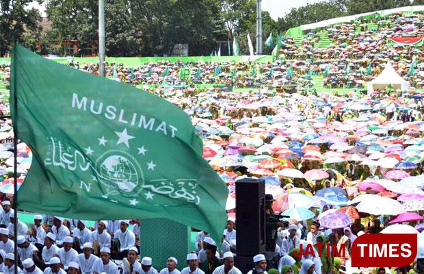 Luar Biasa, Harlah Muslimat NU Pecahkan Tiga Rekor Muri Sekaligus