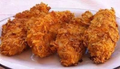 Chicken Your Kids Will Love! Baked Doritos Chicken