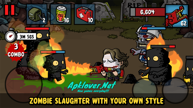 Zombie Age 3 MOD APK unlimited money