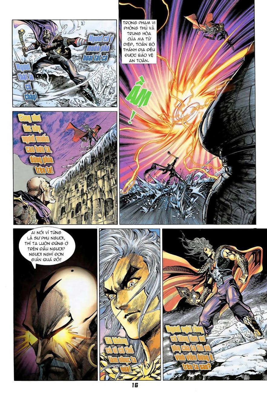 Đại Đường Uy Long chapter 99 trang 16