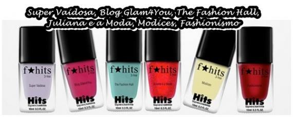 Esmaltes F*Hits | Blogueiras