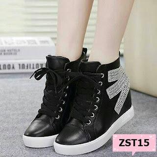 Jual Sepatu Boots Wanita Murah Untuk Style Elegan Cantik