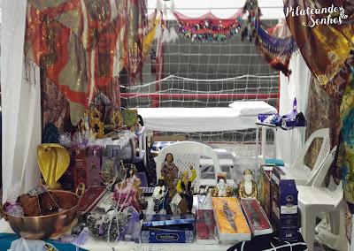 espiritualidade, filtro dos sonhos, magia, incensos, expo bem estar tamoios