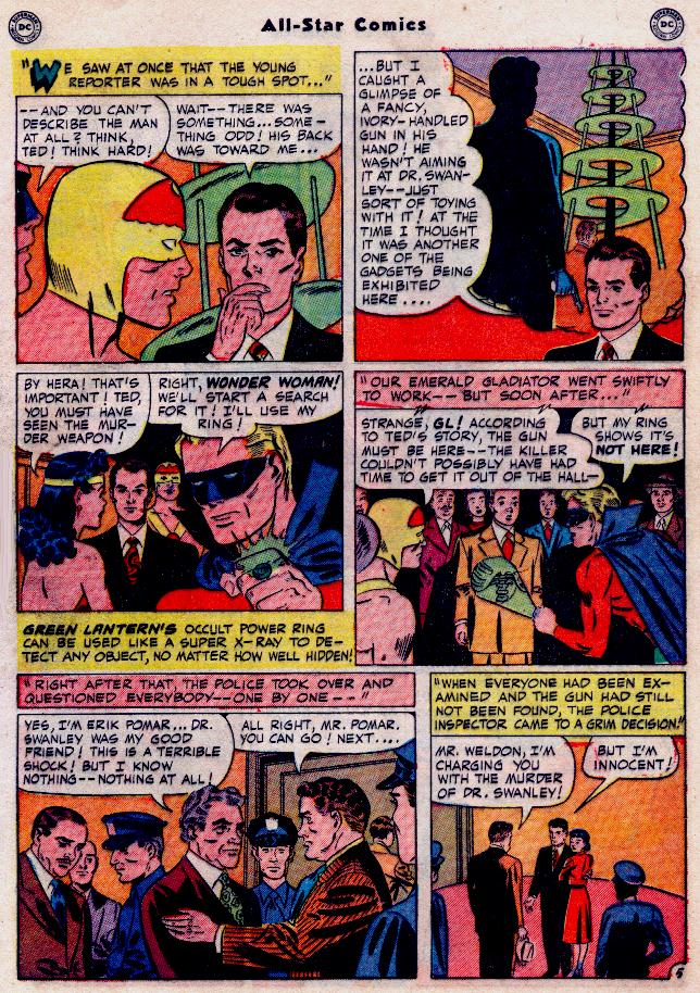 Read online All-Star Comics comic -  Issue #53 - 7