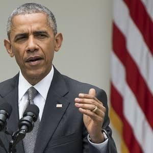 """I've done well as President""-Barrack Obama"