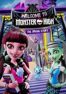 Bienvenidos a Monster High<br><span class='font12 dBlock'><i>(Monster High: Welcome to Monster High )</i></span>